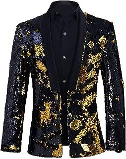 Best mens green sequin jacket Reviews