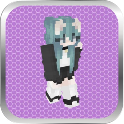Cute Girls Skins for Minecraft PE