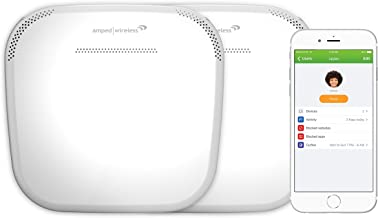 Amped ALLY-0091K Wireless Ally Plus, Whole Home Smart Wi-Fi System
