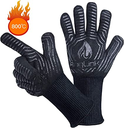 Backhandschuhe Leesentec Ofenhandschuhe Topfhandschuhe Schutzhandschuhe