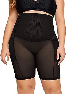Milumia Women Tummy Control Butt Lifter High Waisted Body Shaper Trainer Shapewear Briefs Panty Shorts