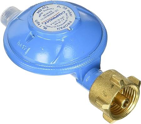 Campingaz Regulador 50 mbar 1 kg/h – Regulador / válvula para conexión de botella pequeña