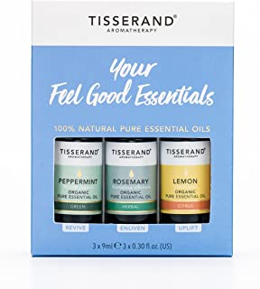 Aromatherapy Your Feel Good Essentials Oil Kit
