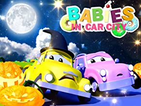 Babies in Car City