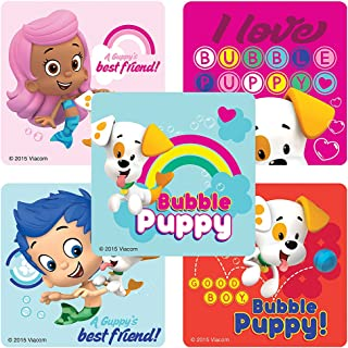 SmileMakers Bubble Guppies: Bubble Puppy POP - Prizes 100 per Pack