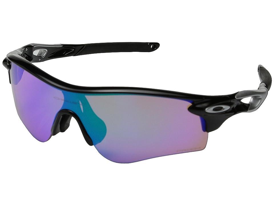 Oakley Radarlock Path (Polished Black/Prizm Golf) Sport Sunglasses