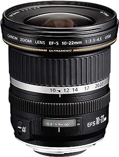 Canon EF-S 10-22mm F/3.5-4.5 USM Zoom Lens for Canon DSLR Camera