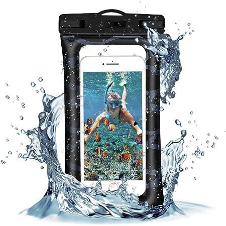 スマホ防水ケース【水に浮く】防水携帯ケース