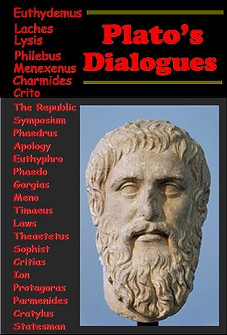 Plato's Complete Philosophy Dialogues- The Republic Symposium Apology Phaedo Gorgias Timaeus Laws Phaedrus Meno Euthyphro Theaetetus Sophist Ion Protagoras ... Statesman Crito Charmide (English Edition)