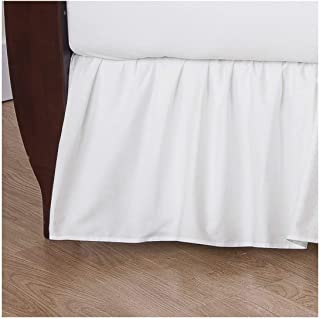 adjustable crib skirt