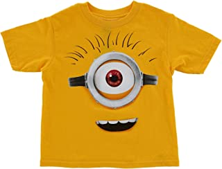 Disney Toddler Unisex T Shirt Minions Minling Tee Yellow