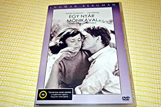 Egy nyar Monikaval (1953) Summer with Monica / HUNGARIAN and SWEDISH Audio / Hungarian Subtitles [European DVD Region 2 PAL]