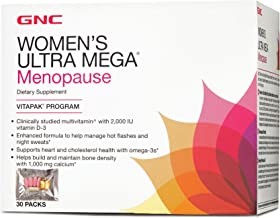 Best menopause vitamins gnc Reviews