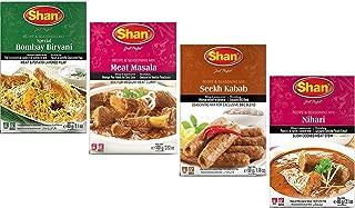 Shan - Spice Combo #2 (Bombay Biryani, Meat Masala, Nihari, Seekh Kabab)