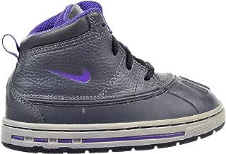 Woodside (TD) Toddler's Shoes Anthracite/Purple/Medium Grey 415080-002