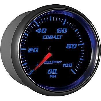 Auto Meter 7921 Cobalt Mechanical Oil Pressure Gauge