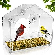 Best window hanging bird feeder Reviews