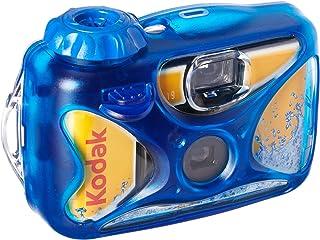 كاميرا Kodak Sport Disposible Camera ، 27 Exure، مقاومة للماء حتى 5 قدم (توقف الشركة المصنعة)