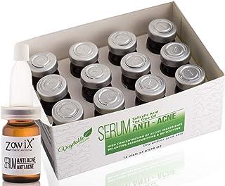 comprar comparacion ZOWIX Tratamiento Anti Acne con Acido Salicílico. Serum facial contra el acne que reduce Espinillas, Puntos Negros y Grano...