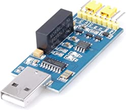 KNACRO Isolated USB to Serial Module Fully Isolated USB to TTL Isolated Serial Port CH340 FT232