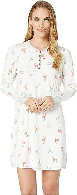 Deer Night Shirt