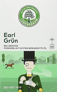 Lebensbaum Bio Grüntee Earl Grün 1 x 30 g