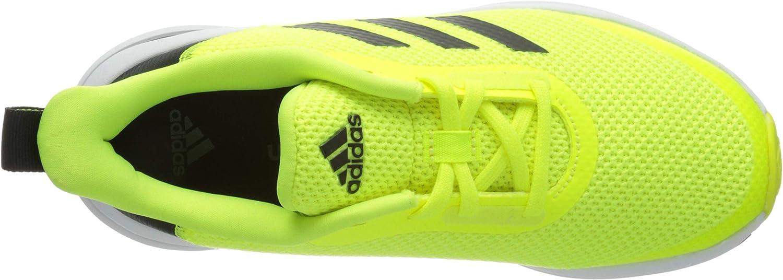adidas - Fortarun K - FY1334 - Color: Yellow-Celadon - Size: 4.5 Big Kid