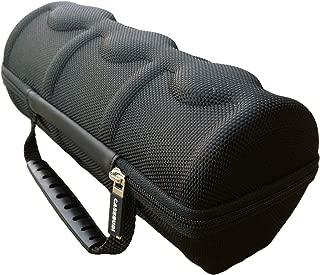 CASEBUDi Triple Watch Travel Case | Tough Protection Storage Zipper Three Wristwatch | Ballistic Nylon