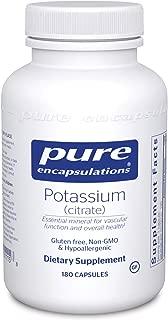 organic potassium supplements