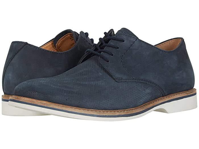 Clarks  Atticus Lace (Navy) Mens Shoes