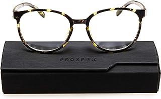 PROSPEK Blue Light Blocking Glasses for Women, Computer Glasses - Artist (+0.00 Magnification))