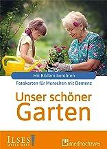 Unser schöner Garten: Fotokarten für Menschen mit Demenz