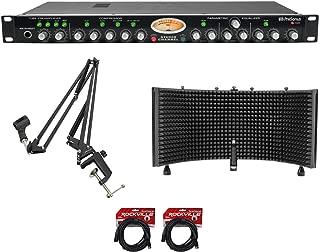 Presonus Studio Channel Recording Vacuum Tube Mic Preamp+Boom Arm+Shield+Cables