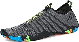 Men Women Water Shoes Quick Dry Barefoot Aqua Socks Swim Shoes for Pool Beach Walking Running
