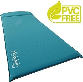 Lightspeed Outdoors XL Super Plush FlexForm Premium Self-Inflating Sleep and Camp Pad