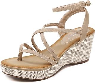 Amazon.es: sandalias comodas mujer Zapatos de tacón