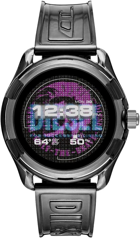 Diesel orologio smartwatch automatico per uomo collezione spring 2020 DZT2018