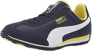 PUMA Unsiex-Kids' Whirlwind Sneaker