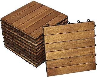 Junado zestaw 33 płytek tarasowych i ogrodowych, 01 30 x 30
