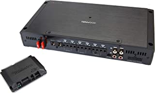 $299 » Kenwood Excelon P-XR600-6DSP 6-Channel Car Amplifier with Digital Signal Processing and Maestro AR Interface
