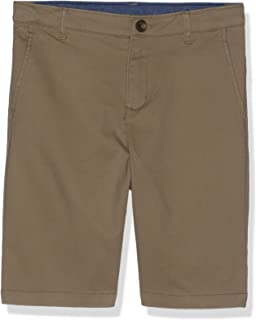 Gymboree Boys' Big Uniform Flat Front Chino Short