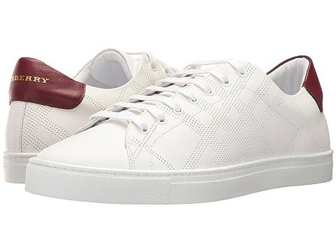 Burberry Albert Perforated Sneaker