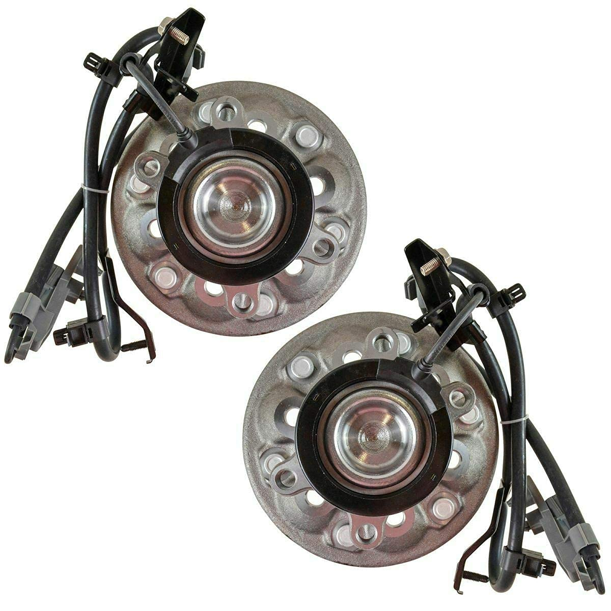 BreaAP 2pcs Front Same day shipping Side Wheel and Bearing Assembly Bargain Hub