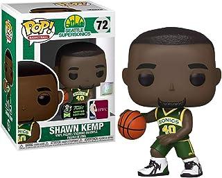 Funko POP! NBA Basketball - Shawn Kemp Seattle Supersonics Spring Convention Shared ECCC 2020 Exclusive Pop! Vinyl Figure