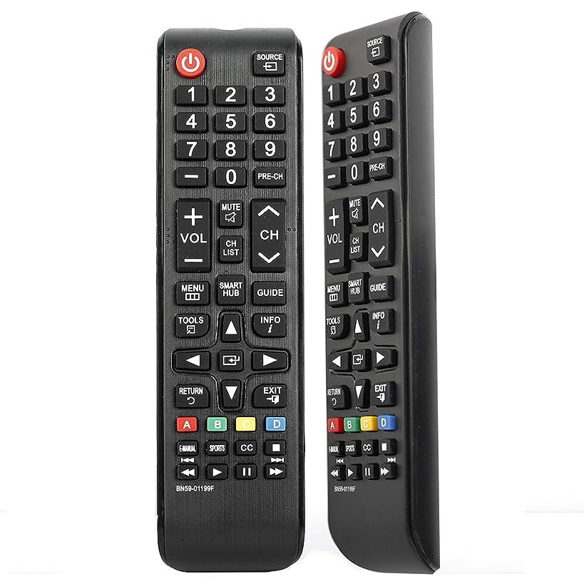 Universal Remote Control for SAMSUNG Smart LED TV LCD HDTV BN59-01199F Replacement for UN40JU6700 UN48JU6700 UN55JU6700 UN65JU6700 6520 series UN32J5205 7500 9500 etc.