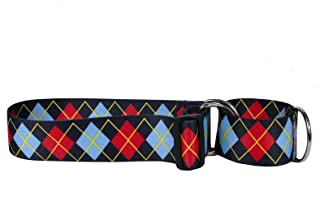 thick martingale dog collars