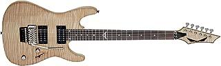 Dean Custom 350 Floyd Electric Guitar with Floyd Rose Bridge - Gloss Natural