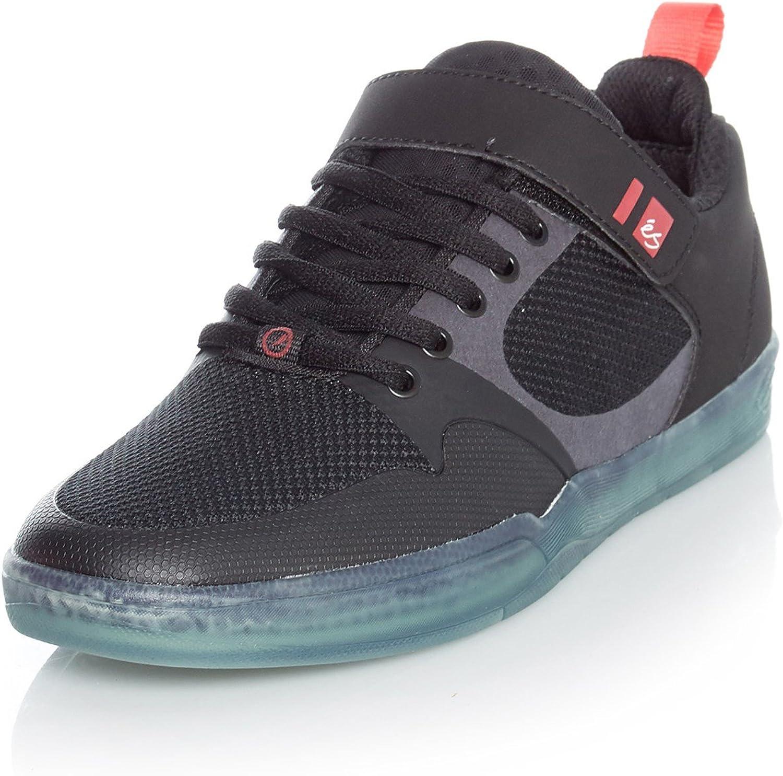 ÉS Black-bluee Accel Plus Ever Stitch shoes