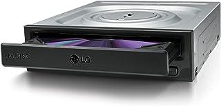 LG Electronics Internal Super Multi Drive Optical Drives GH24NSC0B , Black