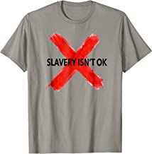 End Human Trafficking Awareness Anti Trafficking Tee T Shirt